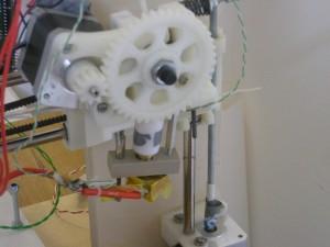 La stampante 3d